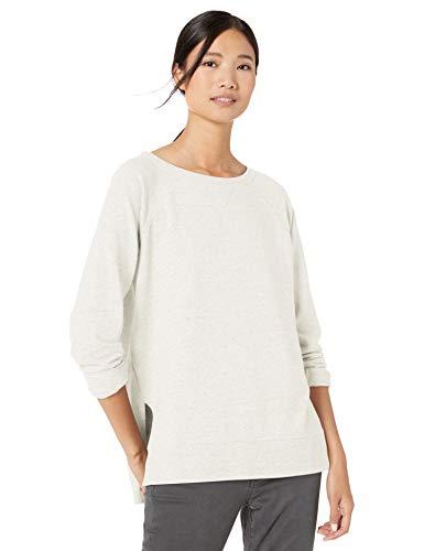 Goodthreads Modal Fleece Dorito High-Low Sweatshirt Mujer