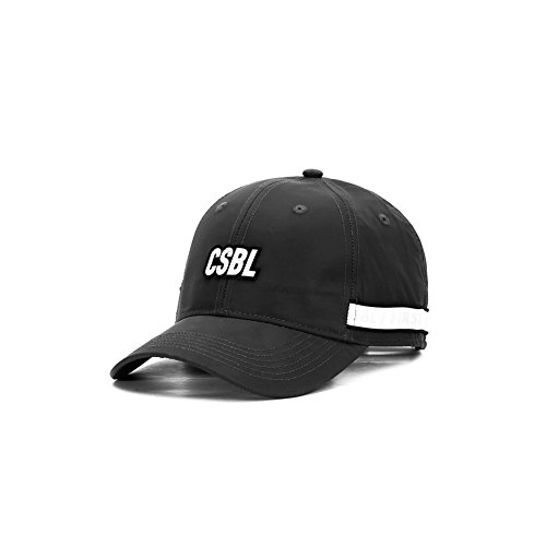 Gorra Cayler & Sons – Csbl First Division Curved negro/blanco talla: Ajustable