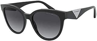 Emporio Armani EA 4140 BLACK/GREY SHADED 55/19/140 women Sunglasses