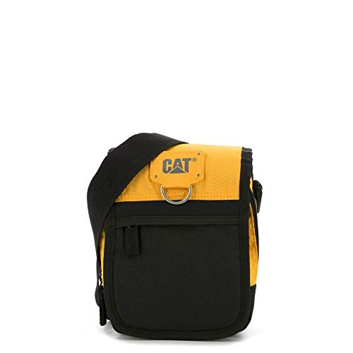 Caterpillar Ronald 83439-12 Bolso bandolera 21 centimeters 2 Negro (Black)