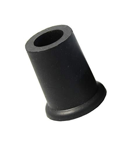 Stockkapsel Antirutsch-Gummischützer für Regenschirme Gehstöcke 14 mm