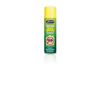 Johnsons House Flea Spray 250ml by Johnsons Vet