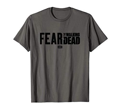 Fear The Walking Dead Season 6 Logo Maglietta