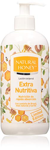 Natural Honey Loción Extra Nutritiva - 400 ml