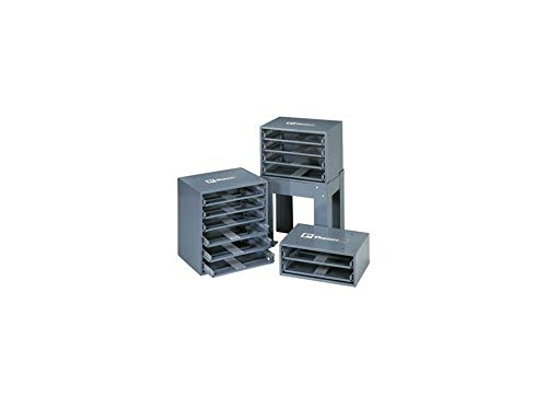 Panduit SR2 Slide Rack for Cable Ties, Two-Drawer