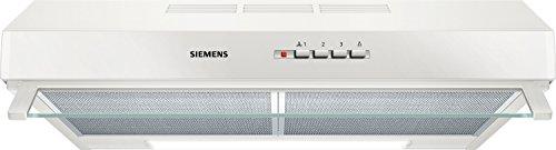 Siemens LU63LCC20 iQ100 Dunstabzugshaube / 60 cm / LED-Beleuchtung