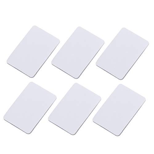 Yardwe 50 Stück Teppichgreifer Anti-Curling-Teppichgreifer Teppichgreiferband Rutschfestes Teppichpolster für Hartholzlaminatboden Weiß
