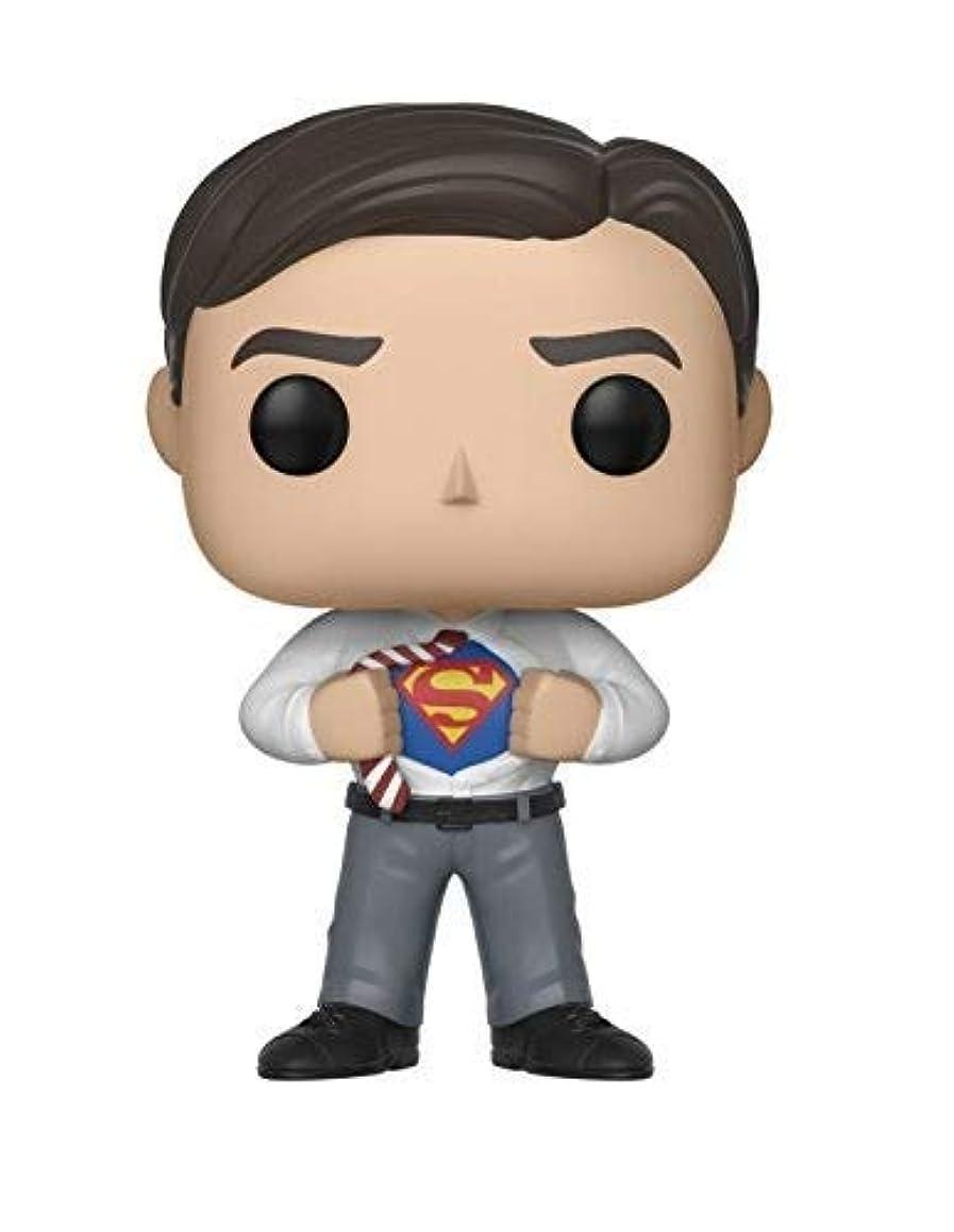 Funko POP! TV: Smallville Clark Kent Collectible Figure, Multicolor (Renewed)