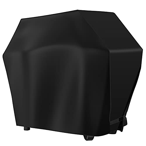 HSDT Cubierta de la parrilla de 58 pulgadas, cubierta al aire libre impermeable de la barbacoa de la parrilla del gas, QY-KLT01
