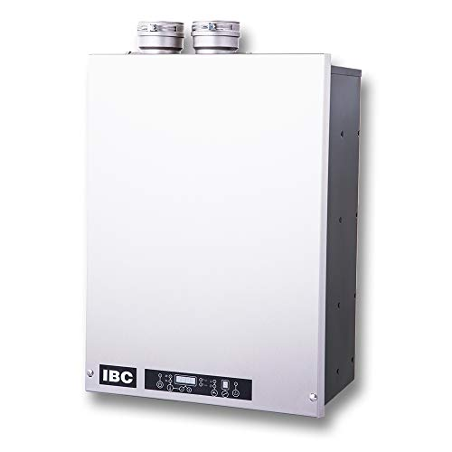 New IBC Condensing Boiler, HC Series- HC15-96 - 15,000 to 96,000 BTU/HR