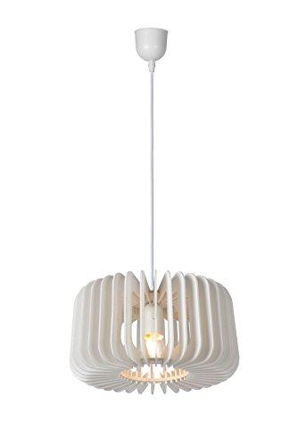 Lucide ETTA - Suspension - Ø 29 cm - Blanc