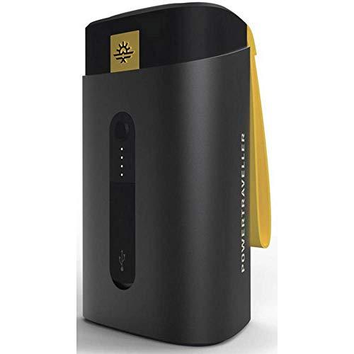 Powertraveller Condor 100 Powerbank mit 27000mAh - Externer Akku mit Schnellladung - Ladegerät für Handy, Tablet & Laptop