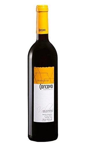 Corcovo Crianza - Vino Tinto - Tempranillo - 75cl. - 6 uds.
