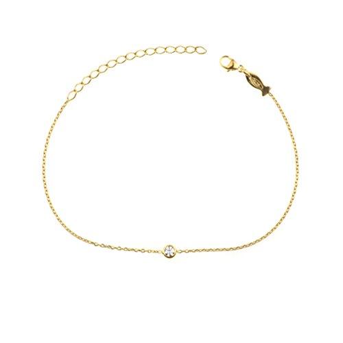 Kurshuni Armband Glint mini Gold