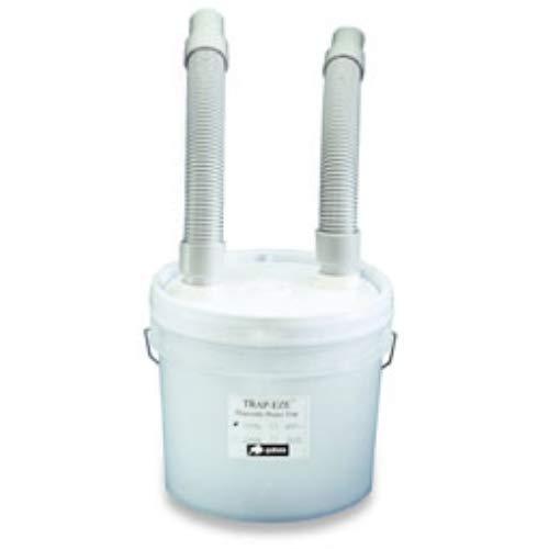 Buffalo Trap-Eze SS Self-Sanitizing Trap 3.5 Gallon Complete Kit Sanitrap1