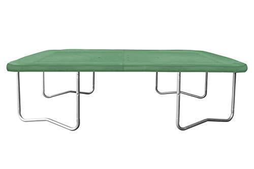 Salta trampoline 607G hoogwaardige bescherming tegen weersinvloeden groen, 153 x 214 cm 244x396cm groen