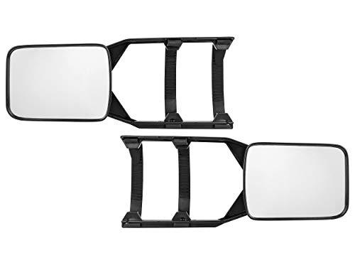 Calima 46042 - Juego de espejos retrovisores izquierdo y derecho para caravana