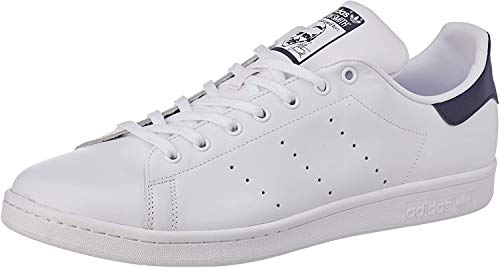All White Leather Shoes for Men