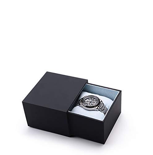 Preisvergleich Produktbild RTTssa schmuckkästchen Touch Paper Watch Box einzigen Geschenkverpackung Uhrenbox schmuckkasten