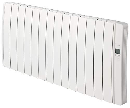 Gabarón DIL14GC DILIGENS elektrische zender met wifi, digitaal, programmeerbaar, 2000 W, wit