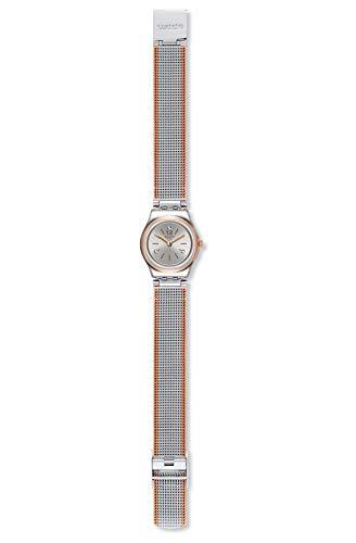 [スウォッチ]腕時計IronyLady(アイロニーレディ)FULLSILVERJACKET(フルシルバージャケット)ウィYSS327Mレディース正規輸入品グレー