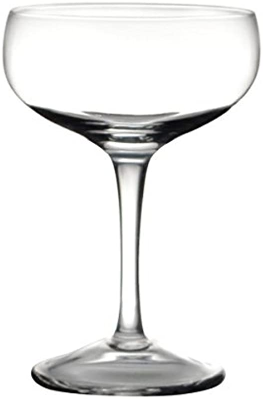 Cocktail Kingdom Leopold Coupe Glass 6oz 6 Pack