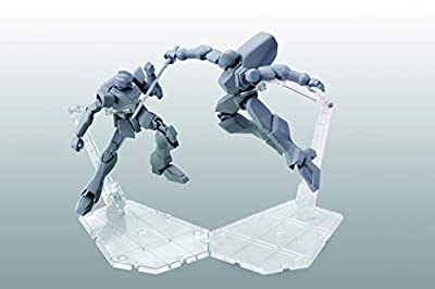 TAMASHII NATIONS Bandai Stage Act. 5 for Mechanics Stand Support (Clear)