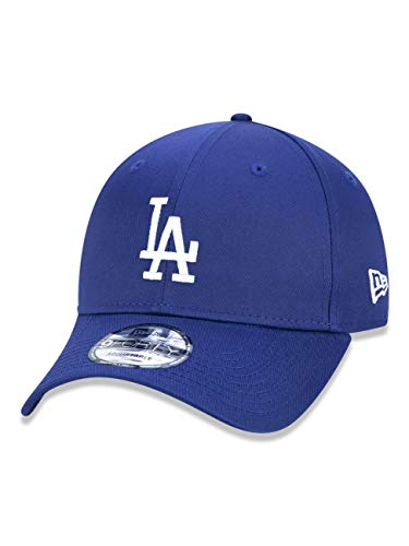 BONE 9FORTY MLB LOS ANGELES DODGERS ABA CURVA SNAPBACK AZUL New Era