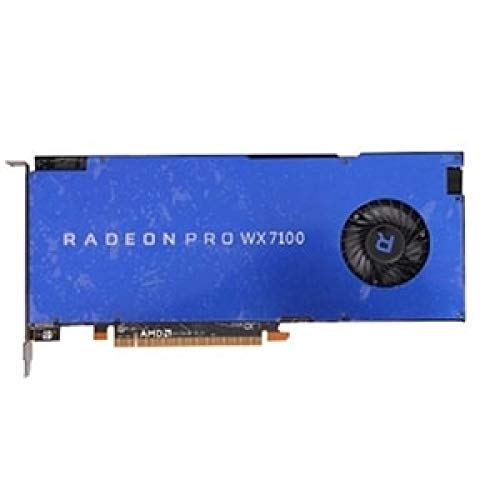 Dell AMD Radeon Pro WX 7100 - Grafikkarten - Radeon Pro WX 7100, 490-BDYR