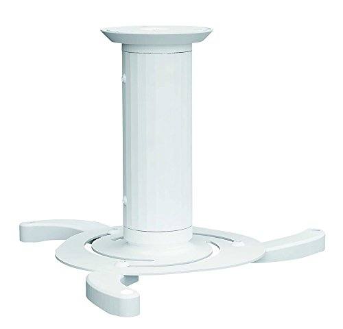 NewStar BEAMER-C80WHITE projector Ceiling Mount (hoogte 8 tot 15 cm)