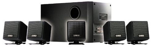 Creative Desktop Theater 5.1 DTT2200 Soundsystem 5.1 40 Watt RMS schwarz