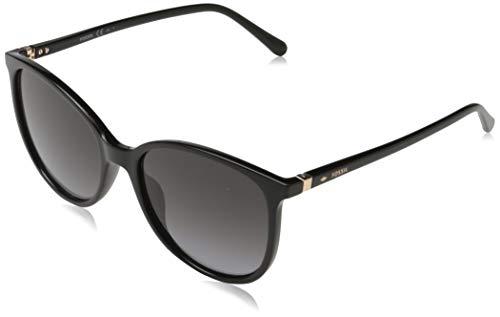 Fossil Damen FOS 3099/S Sonnenbrille, Black, 55