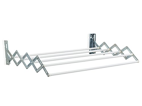 Leifheit Classic 28 Extendable - Tendedero Pared Metal