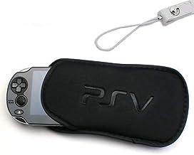 eJiasu PS Vita Soft Black Bag Case & Generic Soft...