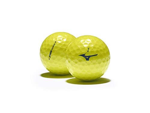 Mizuno Golf RB 566 Golfbälle 12 Stück Gelb