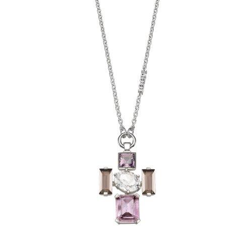 Joop! Damen-Halskette 925 Sterling Silber JPNL90393A420