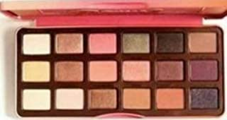 Make Up 18 Colors Chocolate Sweet Peach Eyeshadow Palette Pigment Eyeshadow Pallete 4d