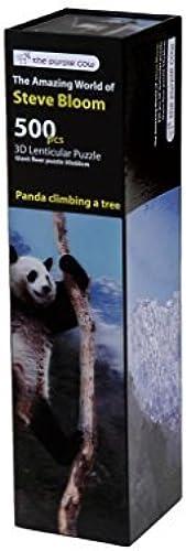 70% de descuento The púrpura Cow Lenticular Panda Climbing a a a Tree Puzzle by The púrpura Cow  mejor oferta