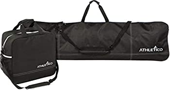 Snowboard Bags, Athletico Two-Piece Snowboard and Boot Bag