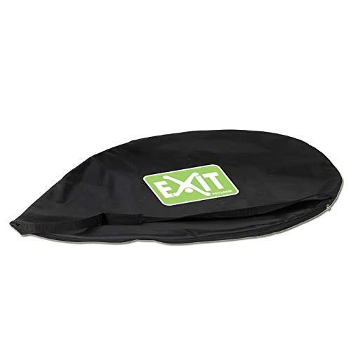 EXIT Flexx Pop-Up Fußballtor 120 x 80 cm - Set von 2 - Faltbare Minitore - schwarz