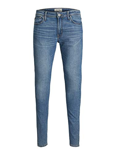 JACK & JONES Herren Skinny Fit Jeans Tom ORIGINAL AM 815 STS 3130Blue Denim