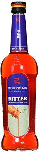 Riemerschmid Bar-Sirup Bitter (1 x 0.7 l)