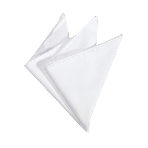 OLYMP Einstecktuch in weiß, Einheitsgroesse:one size