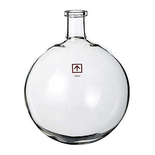 Across Many popular brands RF-SE130-20L Gorgeous Glass Receiving for SolventVap Rotary Flask