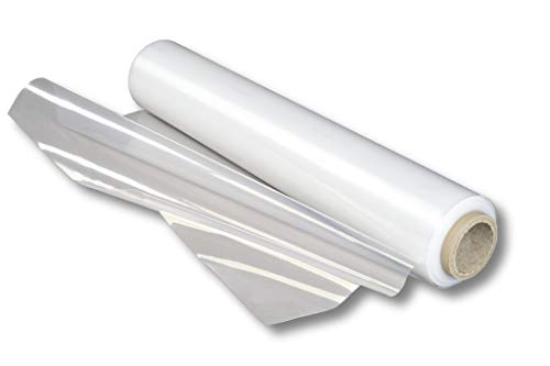 1 jumborol 1,5 x 50 m kas folie tuinfolie, tuinfolie UV-folie, 3 jaar UV-garantie zeer transparant professioneel product