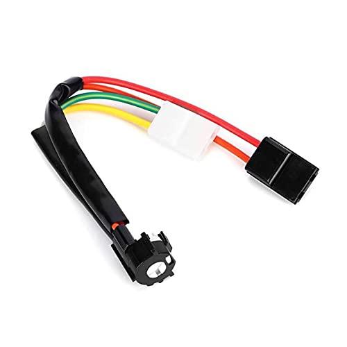XIAOZHANG ZHANGQIN Cerradura de Encendido Interruptores de contactos de Barril Arnés de Alambre 7701038365 FIT para Renault TRAFIC