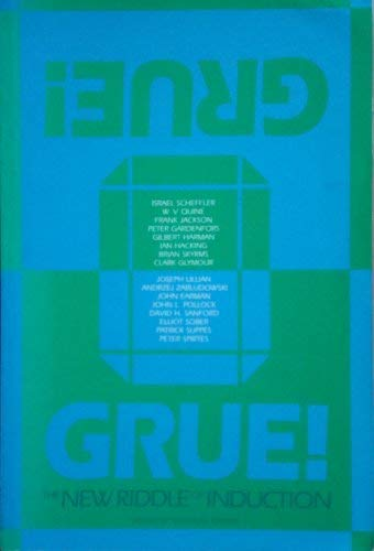 Grue!: The New Riddle of Induction