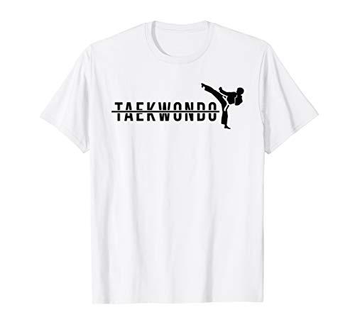 Taekwondo Shirt für Kampfsportler, Kinder und Erwachsene