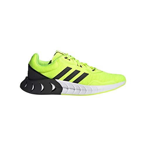 adidas KAPTIR Super, Zapatillas de Running Hombre, Amasol/NEGBÁS/NEGBÁS, 45 1/3 EU