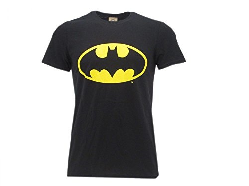 T-Shirt Batman - Maglietta Originale Batman, 3/4 Anni